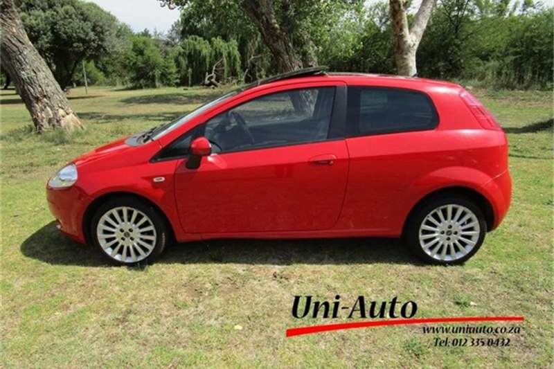 2006 Fiat Punto Grande  1.9 Multijet 3 door Emotion