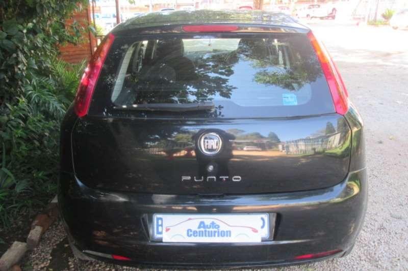 2011 Fiat Punto 1.4 Emotion
