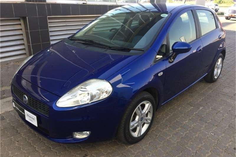 2007 Fiat Punto Grande  1.3 Multijet 5 door Dynamic
