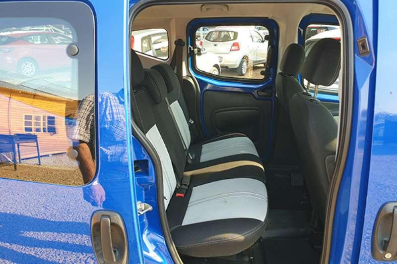 Fiat Qubo 1.3 Multijet 2015