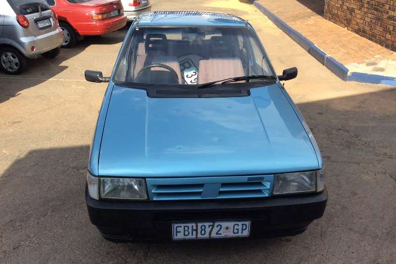1991 fiat uno 1100 manual 5 speed cars for sale in gauteng. Black Bedroom Furniture Sets. Home Design Ideas