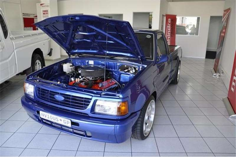Ford Courier 3.4 1997