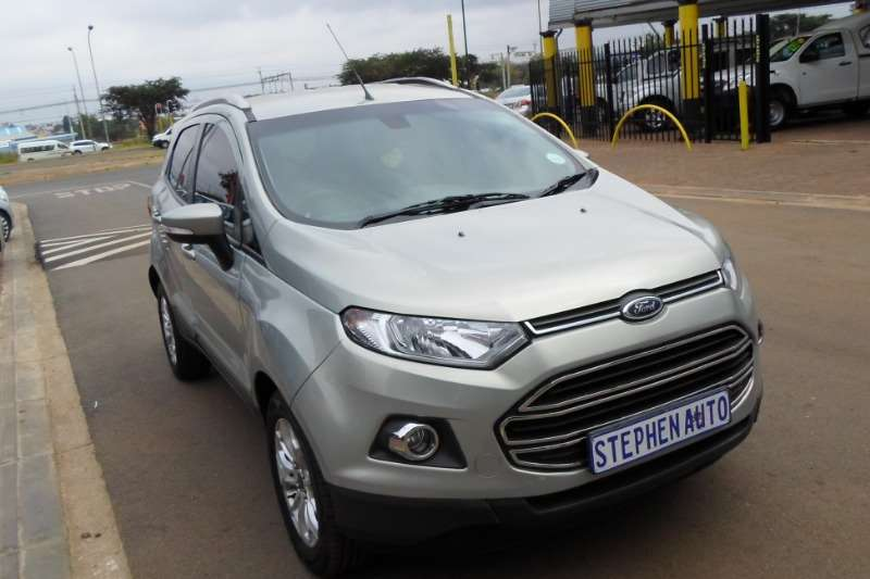 Ford Ecosport 1.0 ECOBOOST TREND A/T 2016