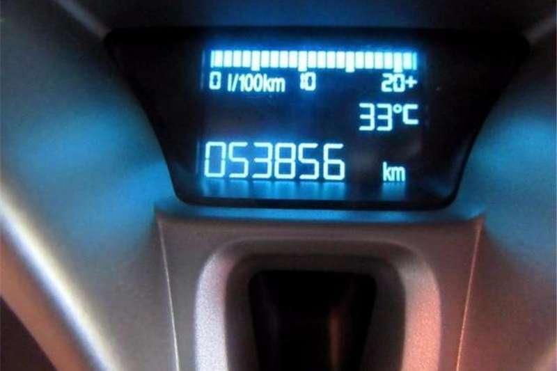 Ford Ecosport 1.0T Titanium 2013
