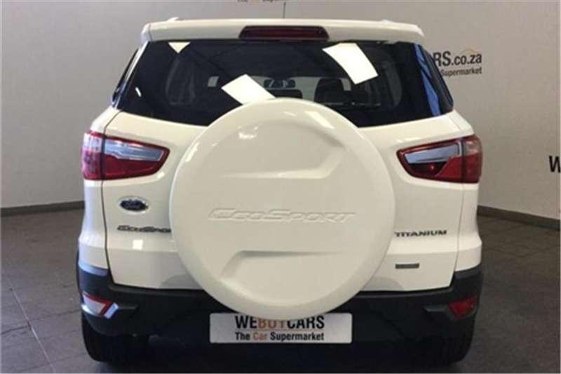 Ford Ecosport 1.0T Titanium 2017