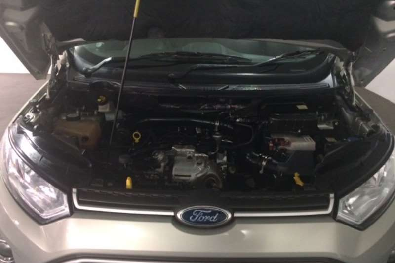 Ford Ecosport 1.0T Trend 2013