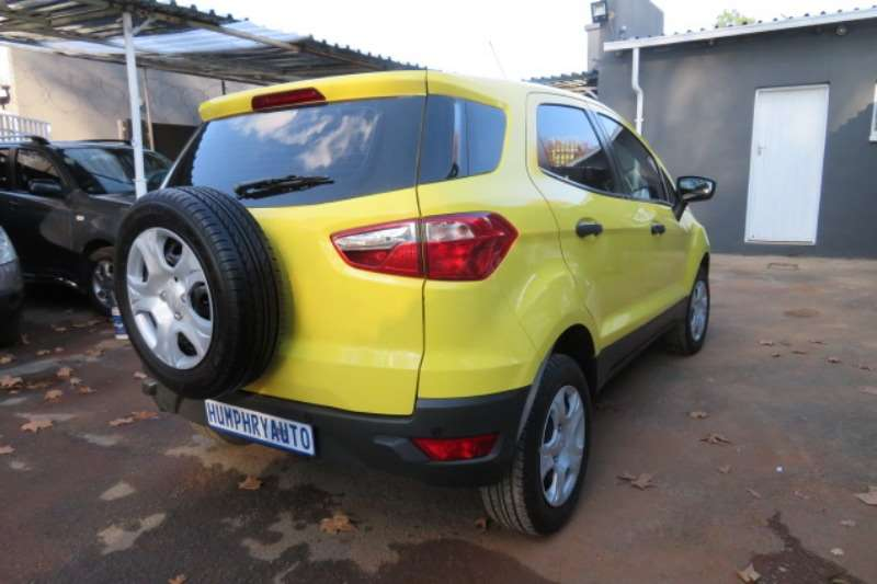 Ford Ecosport 1.5 Ambiente 2010