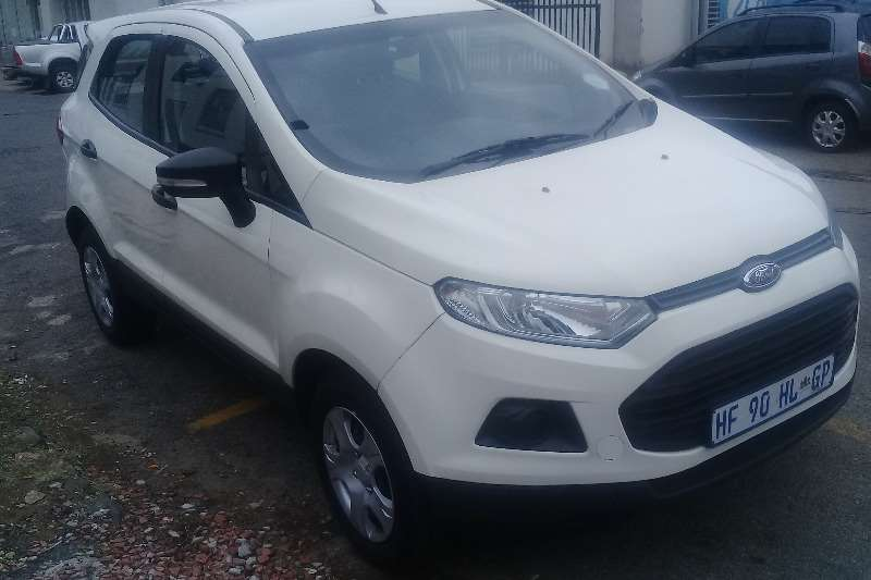 Ford Ecosport 1.5 Ambiente 2017