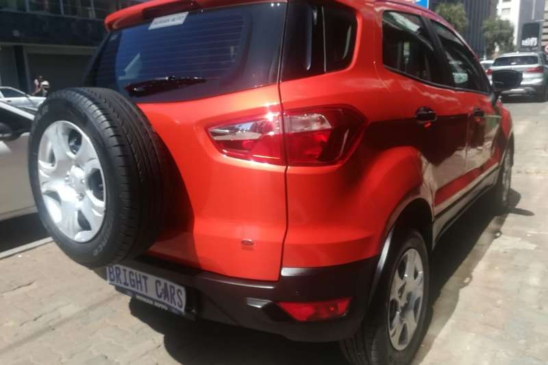 Ford Ecosport 1.5 Ambiente 2018
