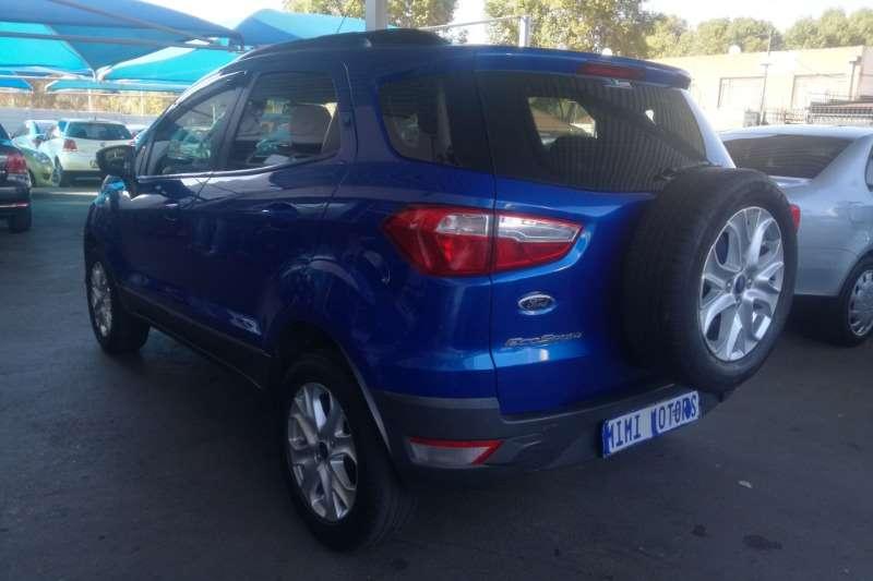Ford Ecosport 1.5 TDI 2014