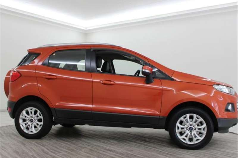 2016 Ford Ecosport 1 5tdci Anium Cars For In Gauteng R 219 888 On Auto Mart
