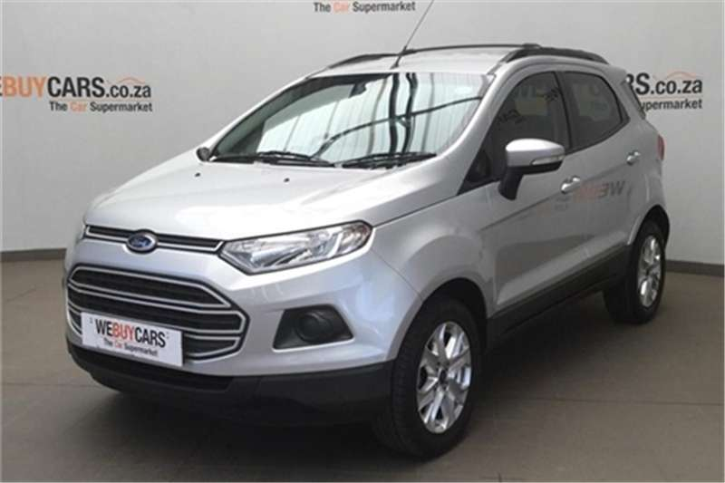 Ford EcoSport 1.5TDCi Trend 2013
