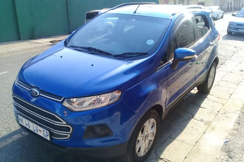 Ford Ecosport 1.5TDCi Trend 2014