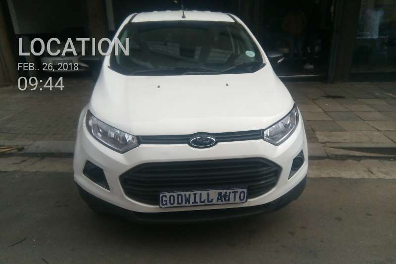 2017 Ford EcoSport 1.0T Trend