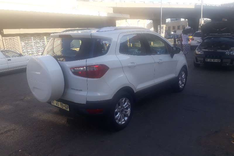 2015 Ford EcoSport ECOSPORT 1.0 ECOBOOST TREND A/T