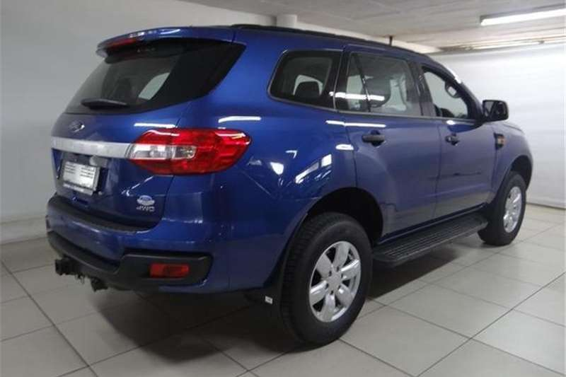 Ford Everest 2.2 4WD XLS 2019