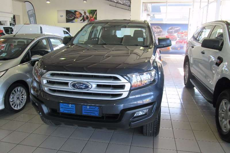 Ford Everest 2.2 XLS 0