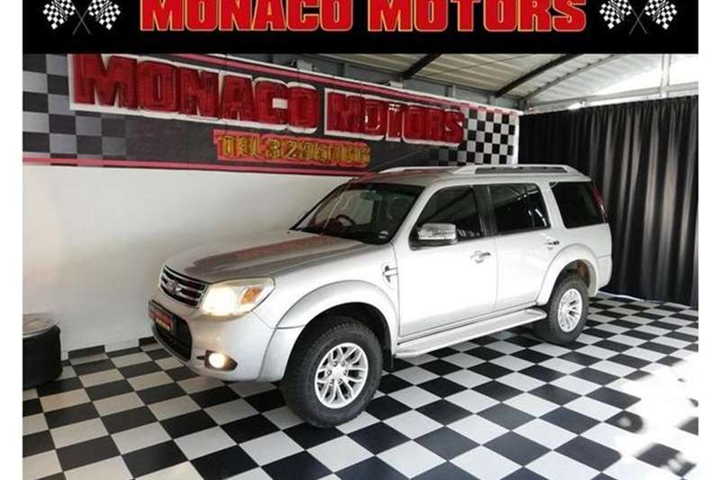 Ford Everest 3.0TDCi XLT 2013