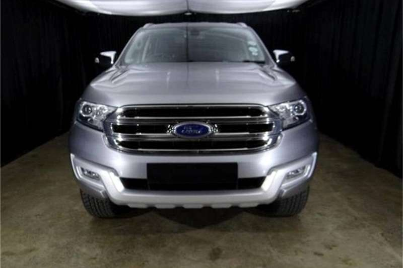 Ford Everest 3.2 4WD XLT 2017