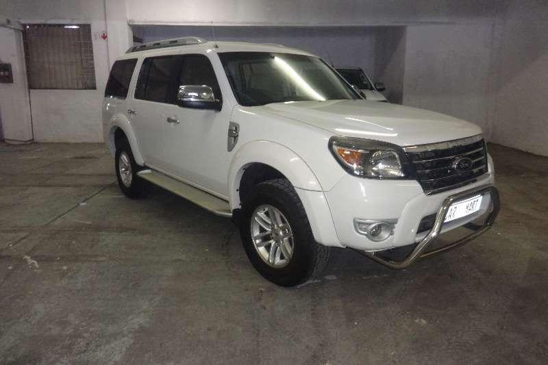2010 Ford Everest 3.0TDCi XLT