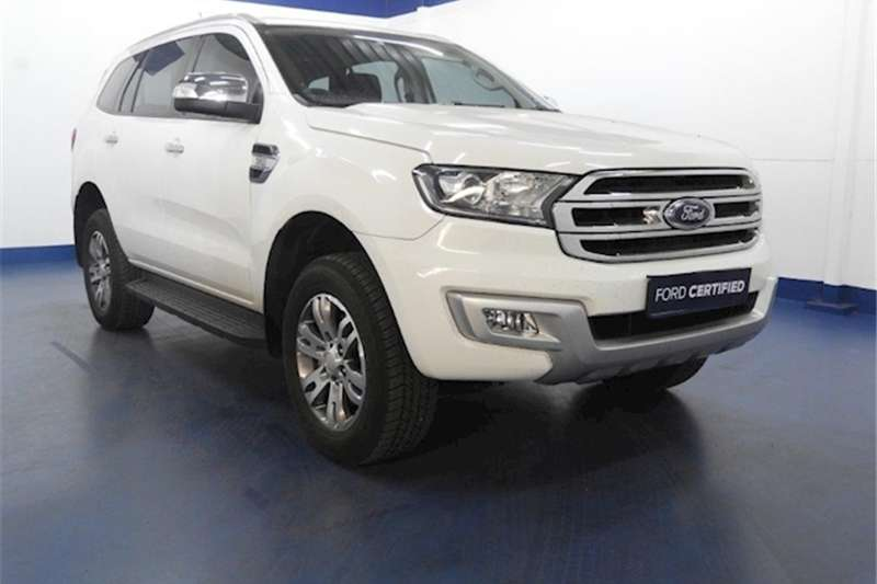 2016 Ford Everest 3.2 4WD XLT