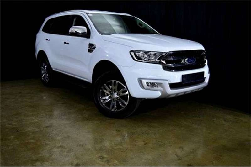 2018 Ford Everest 3.2 4WD XLT