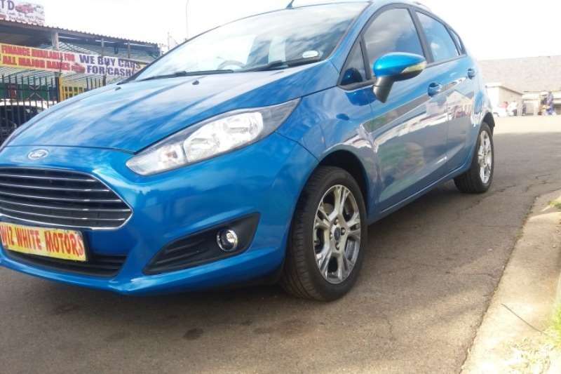 Ford Fiesta 1.0T Ecoboost 2016