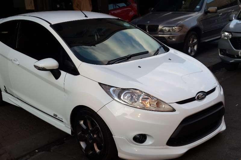 Ford Fiesta 1.4 3 door Titanium 2014