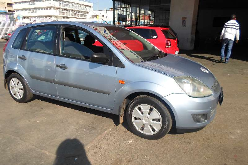 Ford Fiesta 1 4 5 Door Ambiente For Sale In Gauteng