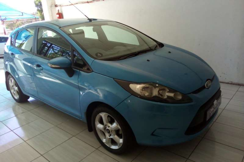 Ford Fiesta 1.4 5 door Ambiente 2009