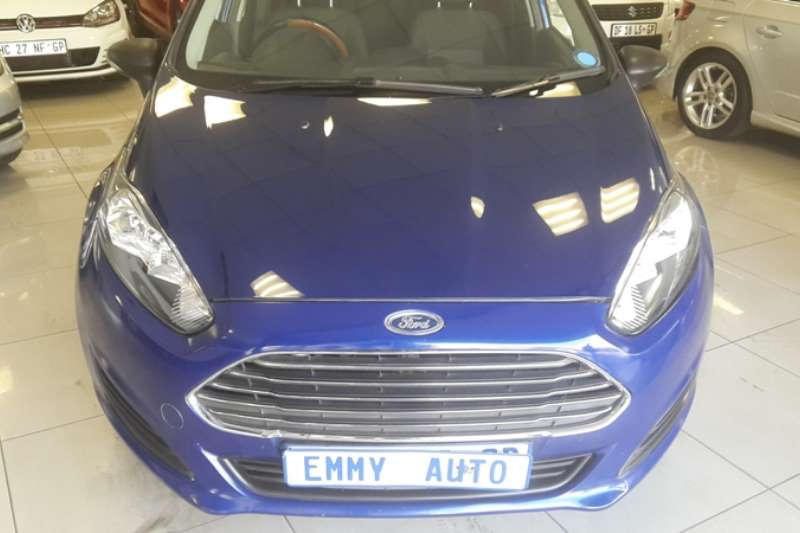 Ford Fiesta 1.4 5-door Ambiente 2015