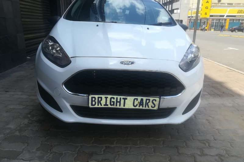 Ford Fiesta 1.4 5 door Ambiente 2018