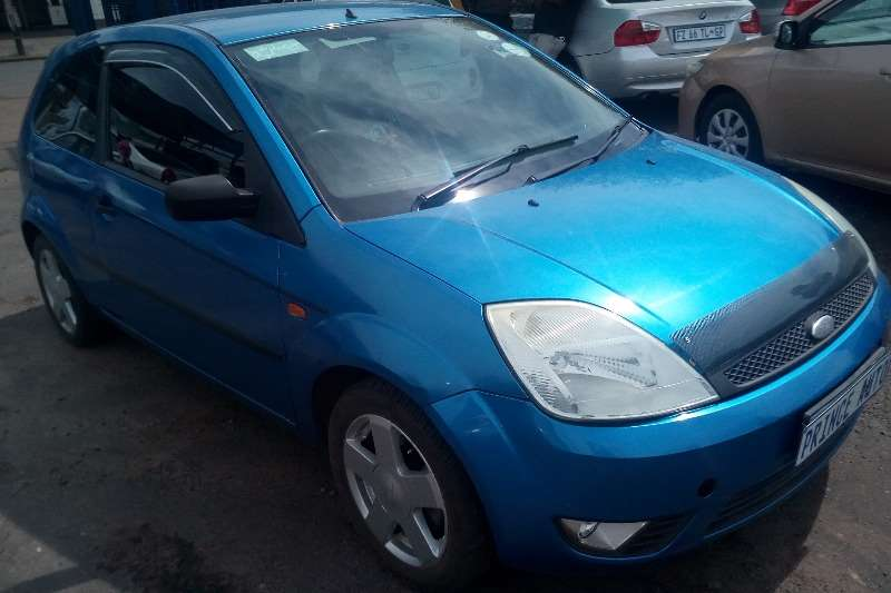 Ford Fiesta 1.4i 3 door Trend 2006