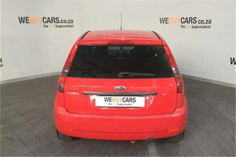 Ford Fiesta 1.4i 3 door Trend 2006