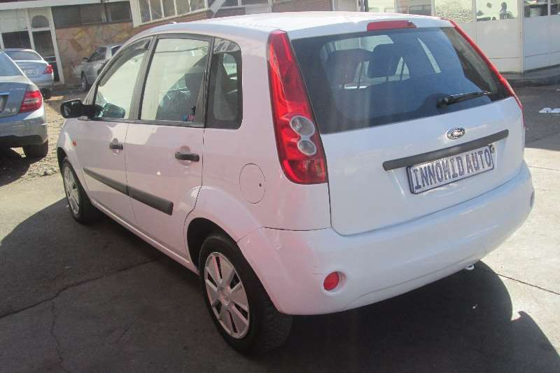manual ford fiesta 2006