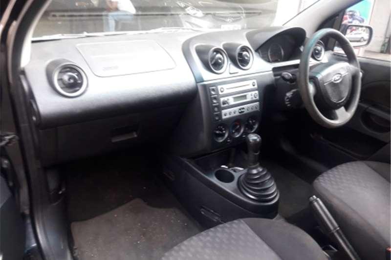 Ford Fiesta 1.6 3 door Titanium 2008