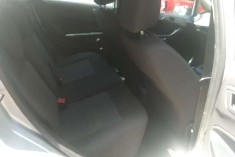 Ford Fiesta 1.6 5 door Ambiente 2016