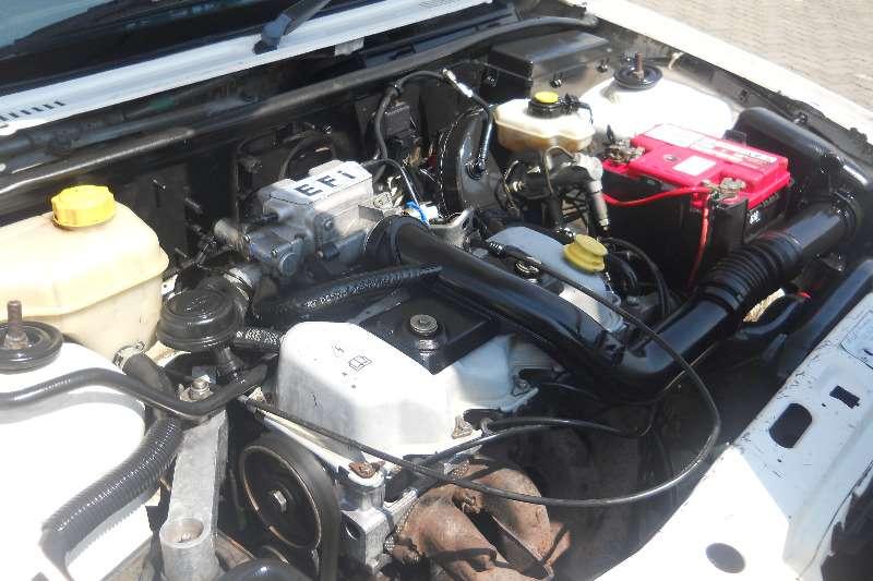 Ford Fiesta 130 5 Door 2001