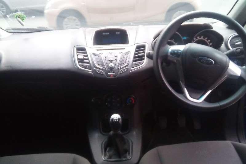 Ford Fiesta 5 door 1.0T EcoBoost 2015