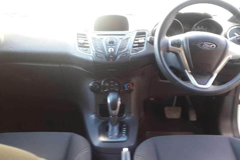 Ford Fiesta 5 door 1.0T Titanium auto 2015
