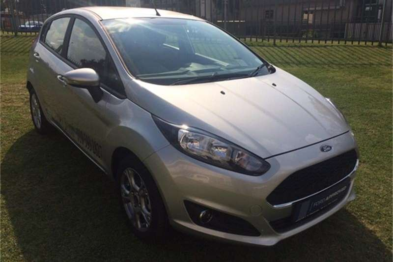 Ford Fiesta 5-door 1.0T Trend 2017