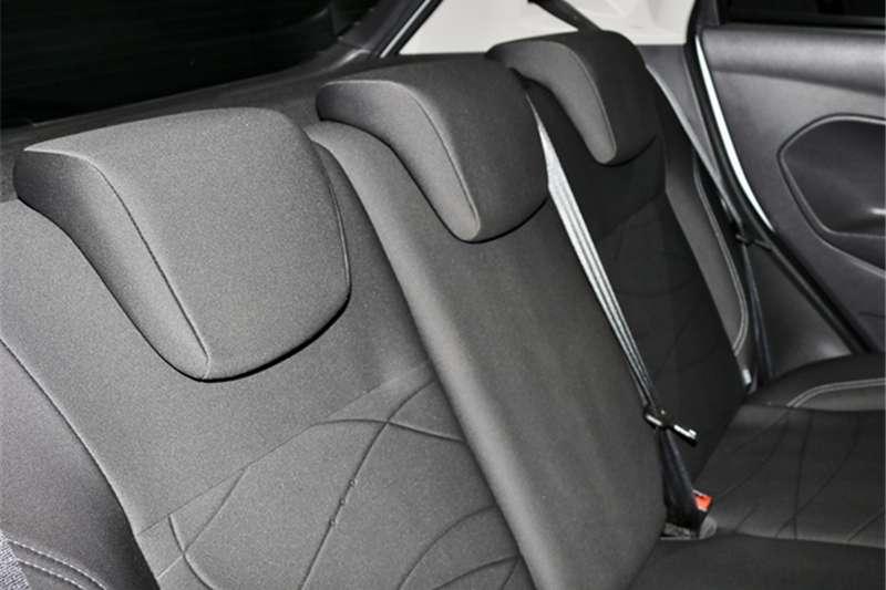 Ford Fiesta 5 door 1.0T Trend 2017
