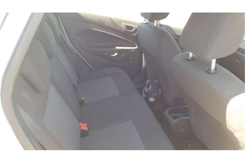 Ford Fiesta 5 Door 1.4 Ambiente (Aircon+Audio) 2013