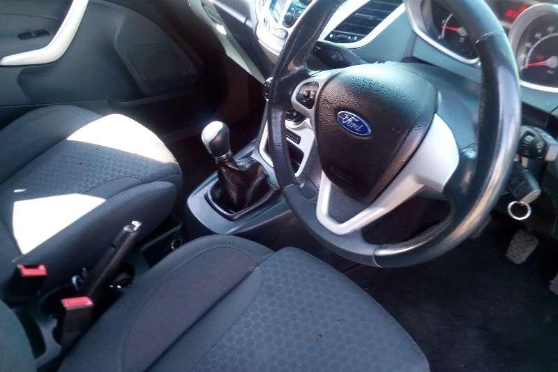 Ford Fiesta 5 door 1.6 Trend 2012