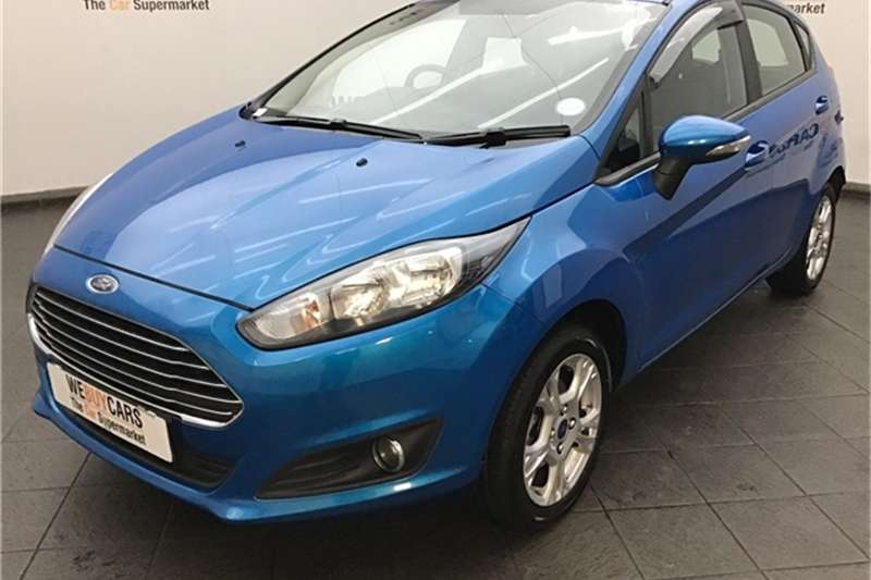 Ford Fiesta 5-door 1.6TDCi Trend 2014