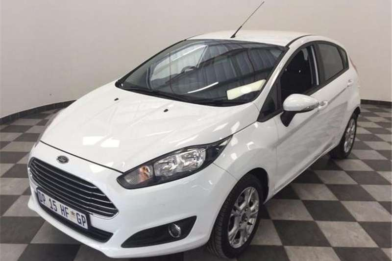 Ford Fiesta 5-door 1.6TDCi Trend 2015