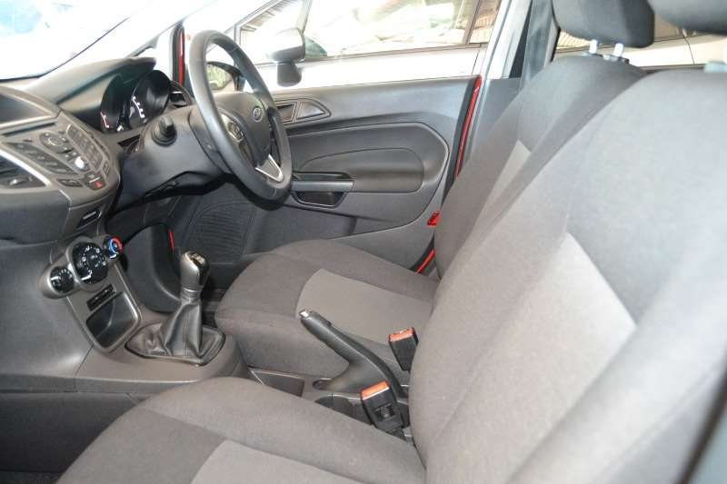 Ford Fiesta Hatch 5-door 1.4 Ambiente 2017