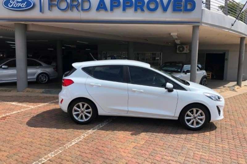 2019 Ford Fiesta hatch 5-door FIESTA 1.0 ECOBOOST TREND 5DR A/T