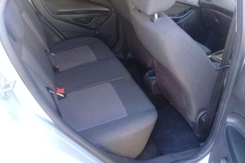2015 Ford Fiesta hatch 5-door FIESTA 1.0 ECOBOOST TITANIUM 5DR