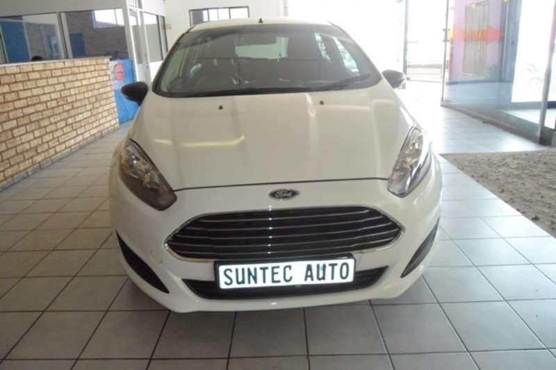 2014 Ford Fiesta 1.4